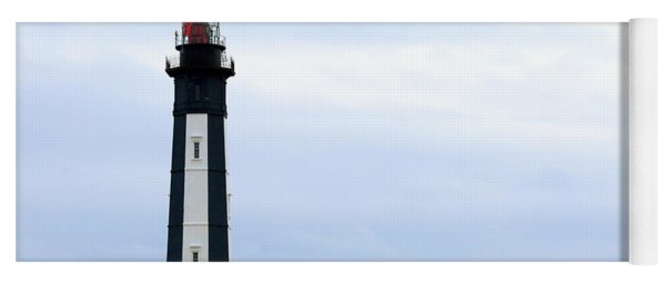 Cape Henry Lighthouse Yoga Mat