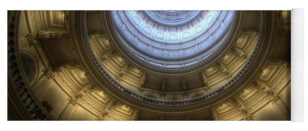 Capitol Dome Interior Yoga Mat