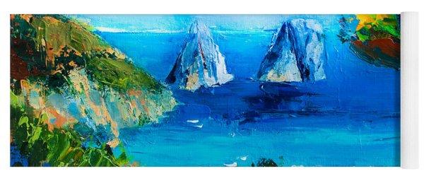 Capri Colors Yoga Mat
