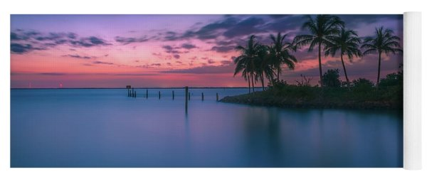 Captiva Sunset Yoga Mat