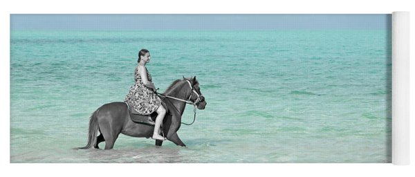 Caribbean Kindred Spirits Yoga Mat