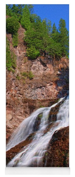 Caribou Falls Yoga Mat