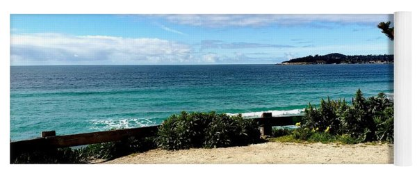 Carmel By The Sea Yoga Mat