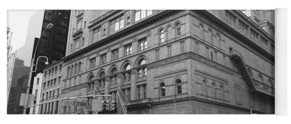 Carnegie Hall Yoga Mat