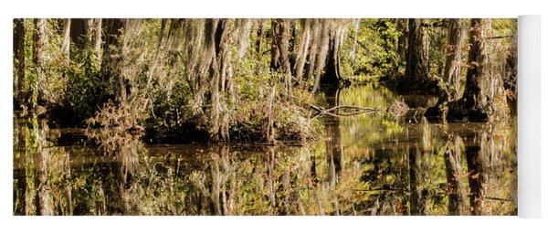 Carolina Swamp Yoga Mat