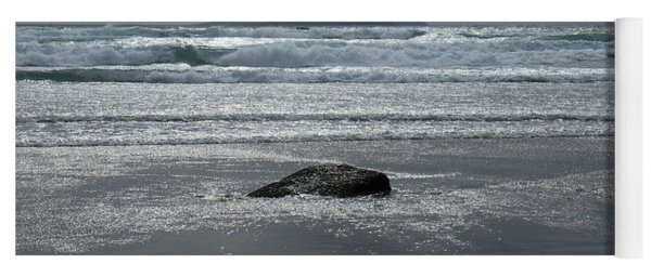 Carrowniskey Beach Yoga Mat