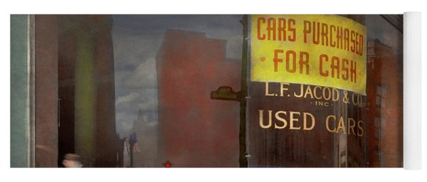 Cars - Used - Cars Purchased For Cash 1943 Yoga Mat