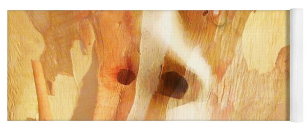 Carved Emotions Yoga Mat