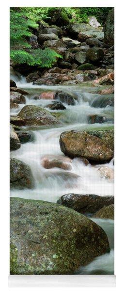 Cascading Water Yoga Mat