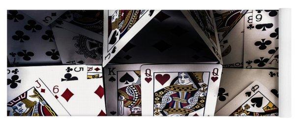 Casino House Yoga Mat