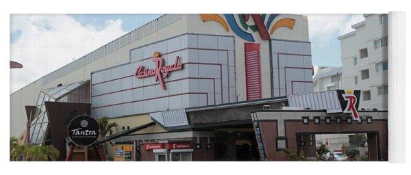 Casino Royale St. Maarten Yoga Mat