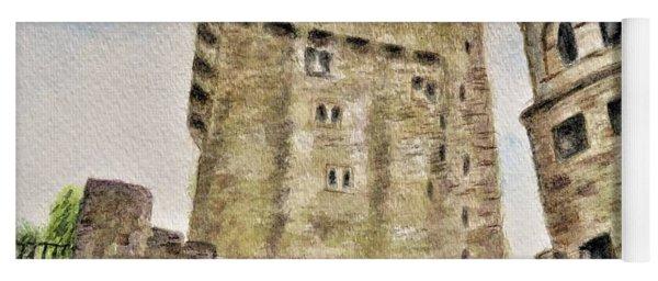 Castle Blarney Yoga Mat