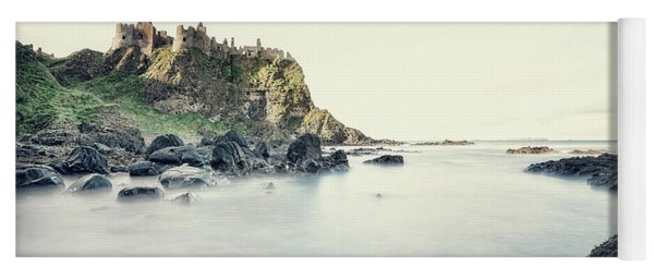 Castle By The Sea Yoga Mat