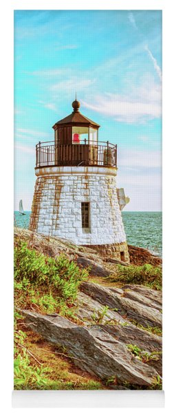 Castle Hill Lighthouse Yoga Mat