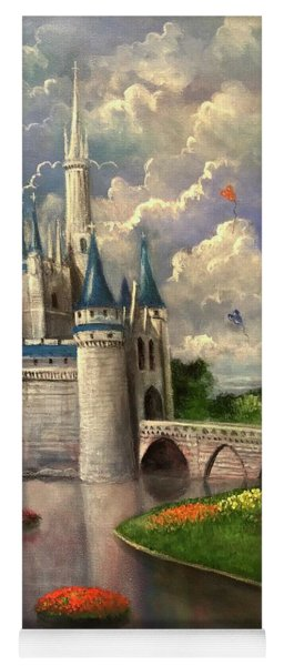 Castle Of Dreams Yoga Mat