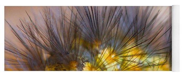 Caterpillar Hair Yoga Mat
