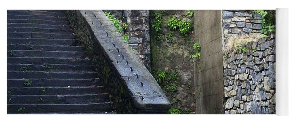 Cathedral Stairs Yoga Mat