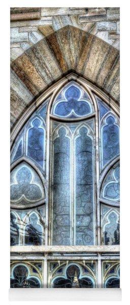 Cathedral Window Milan Yoga Mat