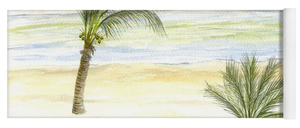 Cayman Beach Yoga Mat