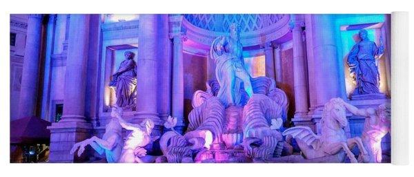 Ceasars Palace Forum Shops Yoga Mat