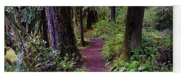 Cedar Creek Trail #3 Yoga Mat