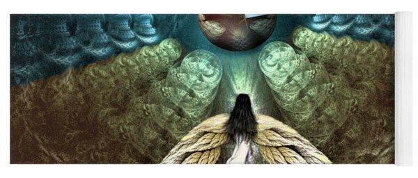 Celestial Cavern Yoga Mat