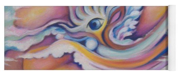 Celestial Eye Yoga Mat