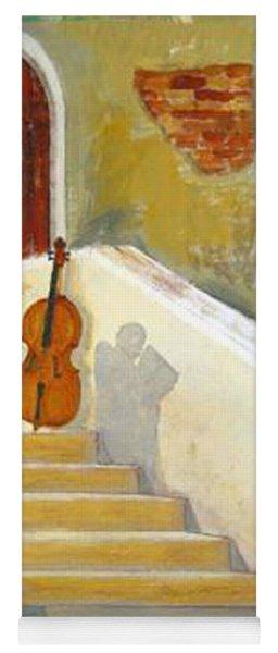 Cello No 3 Yoga Mat