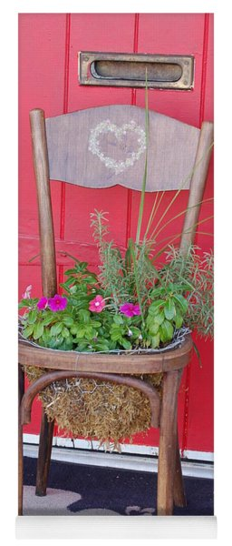Chair Planter Yoga Mat