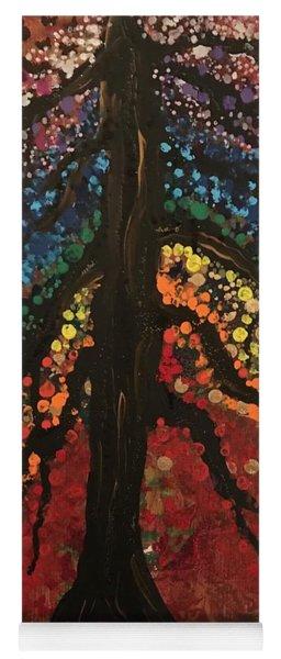 Chakra Tree Yoga Mat