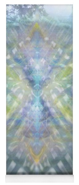 Chalice-tree Spirit In The Forest V1 Yoga Mat