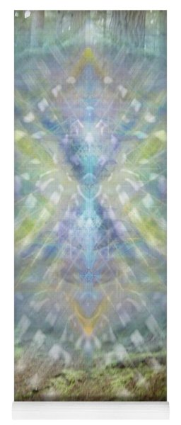 Chalice-tree Spirt In The Forest V2 Yoga Mat