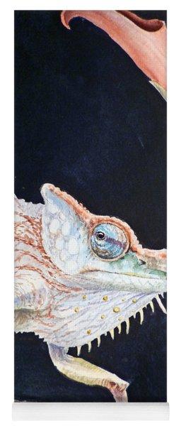 Chameleon Yoga Mat