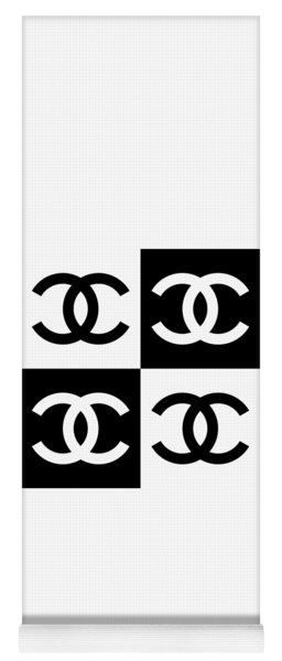 Chanel Design-5 Yoga Mat