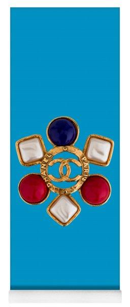 Chanel Jewelry-14 Yoga Mat