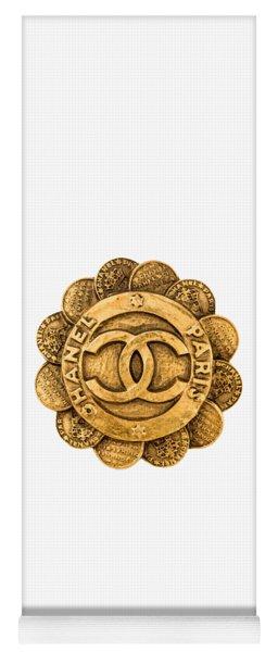 Chanel Jewelry-2 Yoga Mat