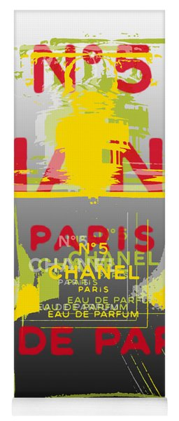 Chanel  No. 5 Pop Art - #1 Yoga Mat