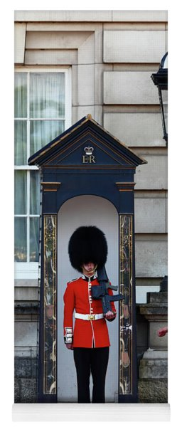 Changing Of The Guard 2 Yoga Mat