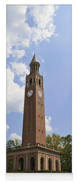 Chapel Hill Bell Tower Yoga Mat