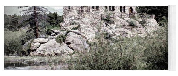 Chapel On The Rock Yoga Mat