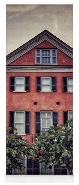 Charleston Single House 1 Yoga Mat