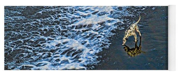 Chasing Waves Yoga Mat