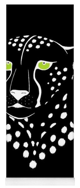 Cheetah Inverted Yoga Mat