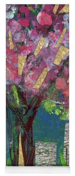 Cherry Blossom Too Yoga Mat