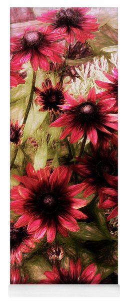 Cherry Brandy Yoga Mat