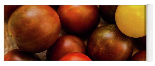 Cherry Heirloom Tomatoes Yoga Mat