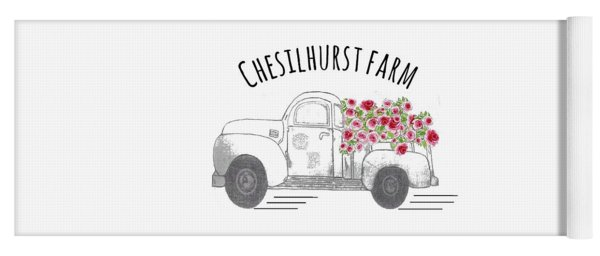 Chesilhurst Farm Yoga Mat