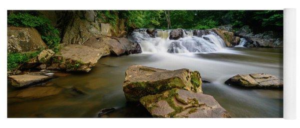 Chestnut Creek Falls  Yoga Mat