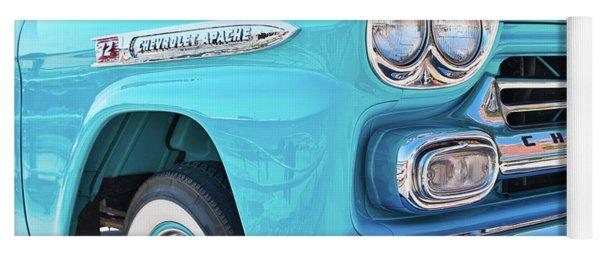 Chevrolet Apache Truck Yoga Mat