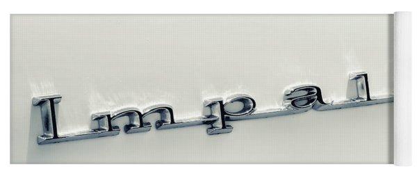Chevy Impala Yoga Mat
